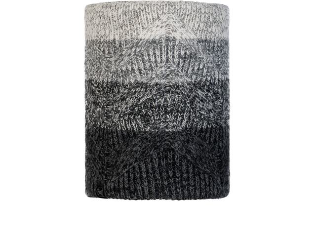 Buff Lifestyle Knitted and Polar Fleece Margo Tour de cou, masha grey